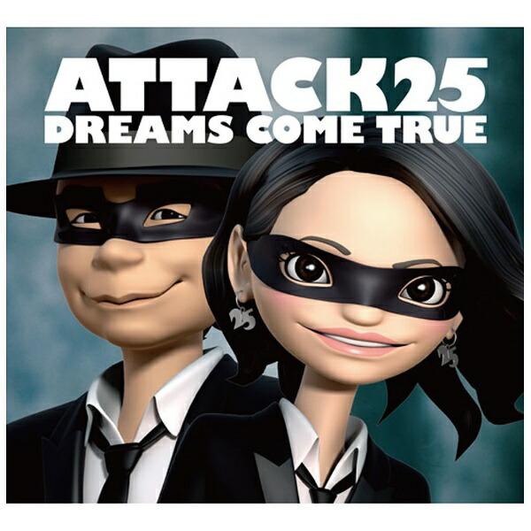ユニバーサルミュージックDREAMSCOMETRUE/ATTACK25初回限定盤【CD】