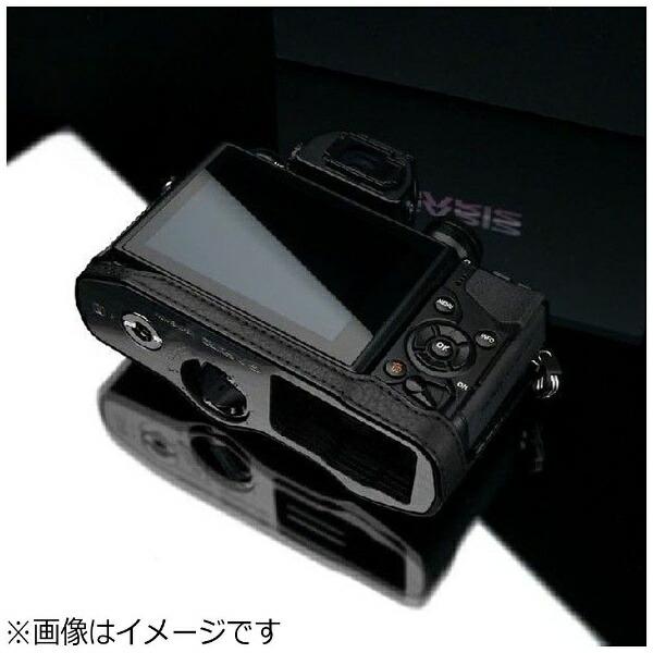 Kカンパニー本革カメラケース【オリンパスOM-DE-M10用】(ブラック)XS-CHEM10BK[XSCHEM10BK]