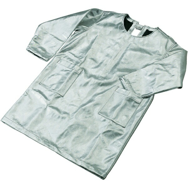 トラスコ中山スーパープラチナ遮熱作業服エプロンLLサイズTSP3LL