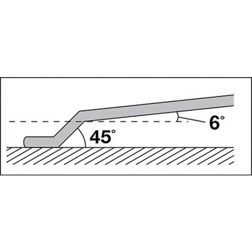 京都機械工具KYOTOTOOL45度×6度ショートめがねレンチセット[5本組]TM5S05