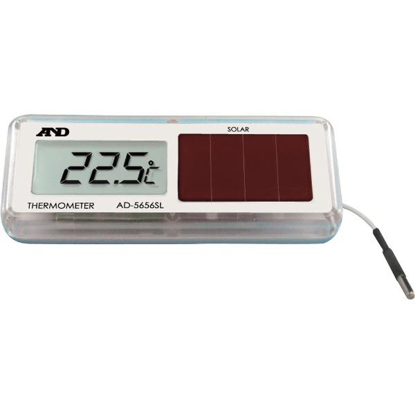 A&Dエー・アンド・デイソーラー温度計AD5656SL