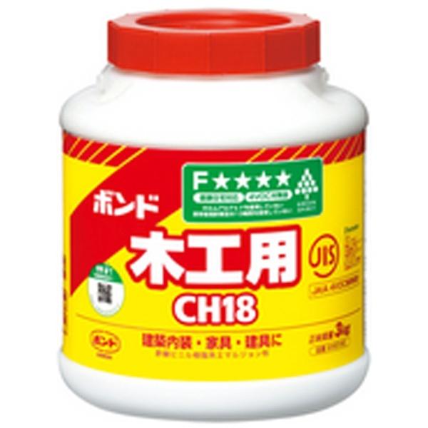 コニシボンド木工用CH183kg(ポリ缶)#40140CH183