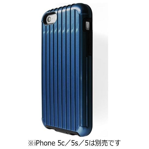 坂本ラヂヲiPhone5c/5s/5用HybridCase(ネイビー)[PRECISION]SL333NV[PRECISIONSL333NV]