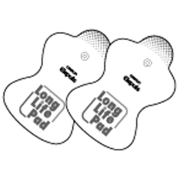 オムロンOMRONロングライフパッドHV-LLPAD(1組2枚入り)[HVLLPAD]