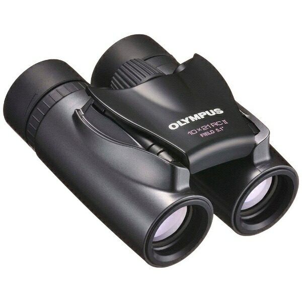 オリンパスOLYMPUS10倍双眼鏡「Triplight(トリップライト)」(ダークシルバー)10×21RCII[10X21RCIIダークシルバー]