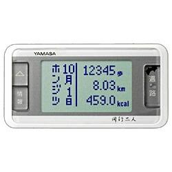 山佐時計計器YAMASAGK-600-W歩数計ゲームポケット万歩歩く遍路ホワイト[装着フリー][GK600]