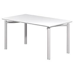 ガラージfantoniMEテーブル53-1M14(白)414-099[531M14]【メーカー直送・代金引換不可・時間指定・返品不可】