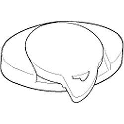 オムロンOMRONバッテリーカバーNE-U22-8[NEU228]