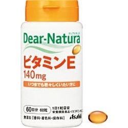 アサヒグループ食品AsahiGroupFoodsDear-Natura(ディアナチュラ)ビタミンE(60粒)〔栄養補助食品〕【rb_pcp】