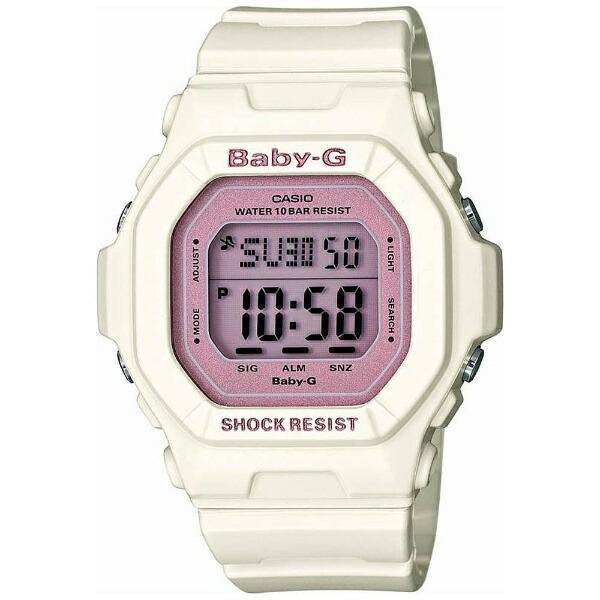 カシオCASIOBaby-G(ベイビージー)「ShellPinkColors(シェルピンクカラーズ)」BG-5606-7BJF[BG56067BJF]