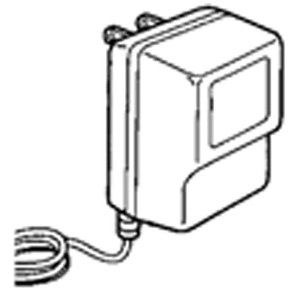 オムロンOMRONF310用ACアダプター(温熱用)HV-ADP-310[HVADP310]