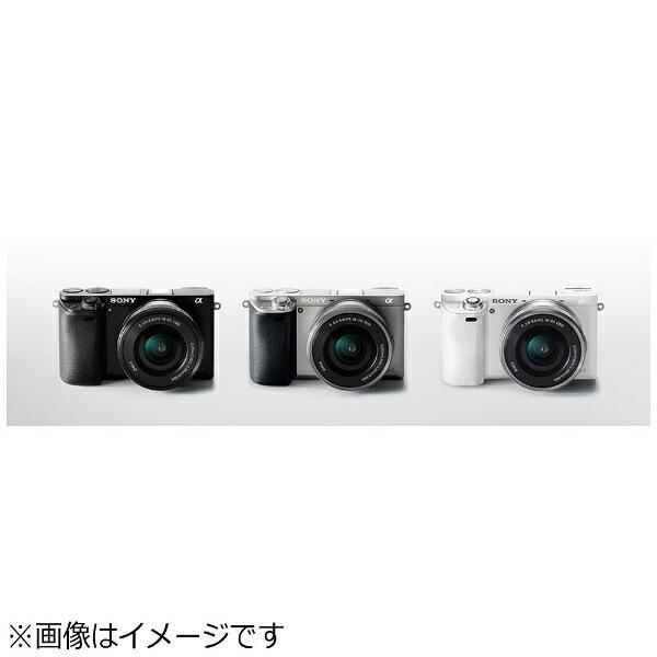 ソニーSONYILCE-6000L-Bミラーレス一眼カメラパワーズームレンズキットα6000ブラック[ズームレンズ][ILCE6000LB]