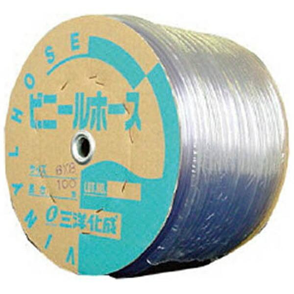 三洋化成SANYOKASEI透明ホース9×11100mドラム巻[TM911D100T]