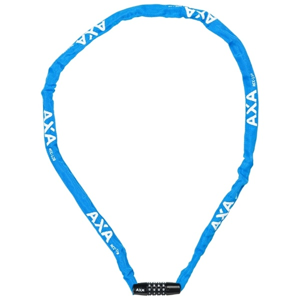 AXAアクサAXARigidRCC120チェーンロックリジットダイアル式(120cm/ブルー)[RIGIDRCC120DIAL]