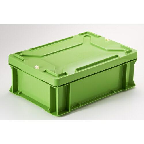 トラスコ中山αグリーンコンテナ蓋:431×301×32.0緑FF