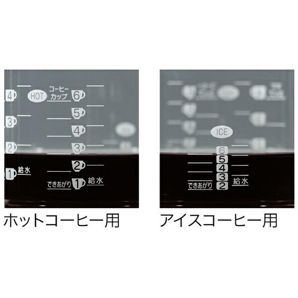 象印マホービンZOJIRUSHIコーヒーメーカー珈琲通ダークブラウンEC-AK60-TD[ECAK60]【2111_cpn】
