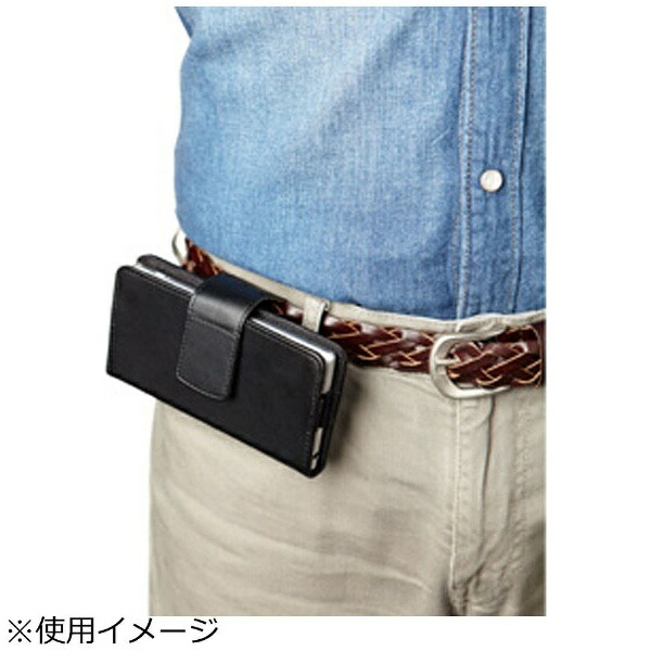 auエーユー【au純正】スマートフォン対応[au]キャリングケースG(ブラック)0106FCA
