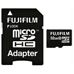 富士フイルムFUJIFILMmicroSDHCカードFMCSDHC032GC10[32GB/Class10][FMCSDHC032GC10]