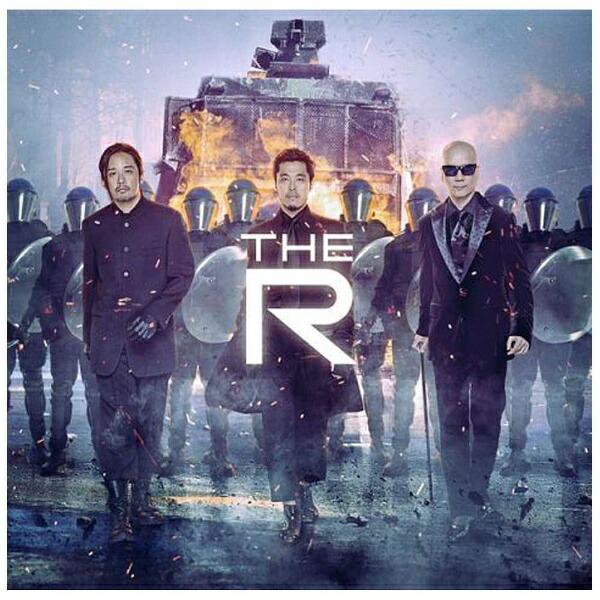 ソニーミュージックマーケティングRHYMESTER/TheR〜TheBestofRHYMESTER2009-2014〜初回生産限定盤(Blu-rayDisc付)【CD】