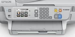 エプソンEPSONPX-M650Fインクジェット複合機ビジネスプリンター[L判〜A4][PXM650Fハガキ年賀状印刷プリンタ]