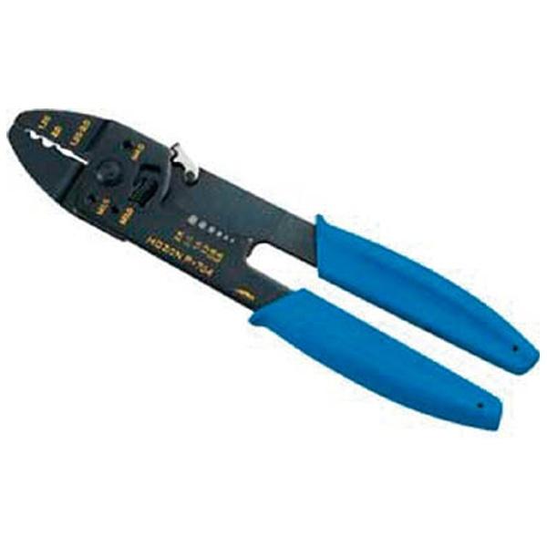 ホーザンHOZAN圧着工具205mmP704