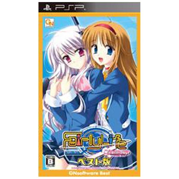 PIACCHIピアッシフェアリーライフミラクルデイズベスト版【PSPゲームソフト】