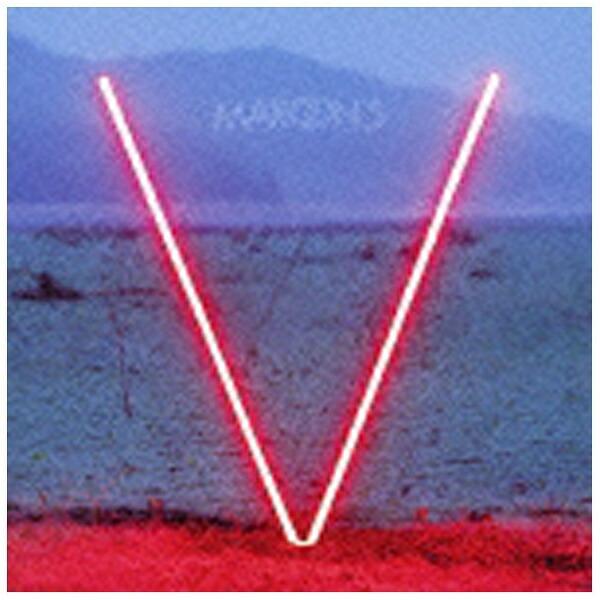 ユニバーサルミュージックマルーン5/V-デラックス・エディション(デラックス限定盤)【CD】