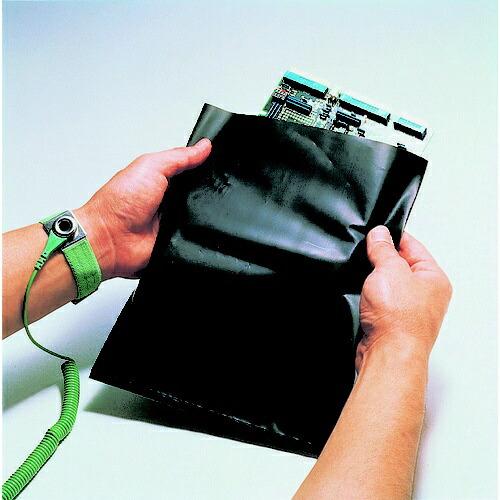 ホーザンHOZANESDバッグ導電性袋300×450mmF15C(1パック10枚)