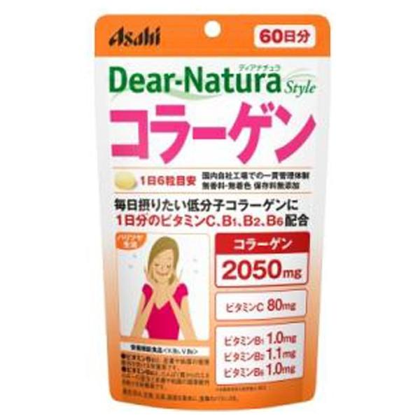 アサヒグループ食品AsahiGroupFoodsDear-Natura(ディアナチュラ)ディアナチュラスタイルコラーゲン(360粒)〔栄養補助食品〕