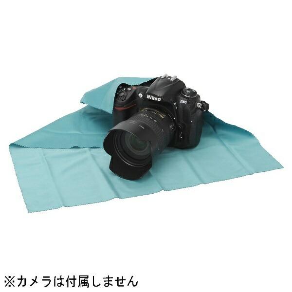 エツミETSUMI【ビックカメラグループオリジナル】マイクロファイバーL(グリーン)【point_rb】