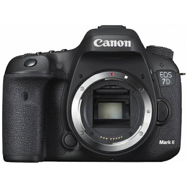 【送料無料】キヤノンCANONEOS7DMarkII(G)【ボディ(レンズ別売)/デジタル一眼レフカメラ】[EOS7DMK2]