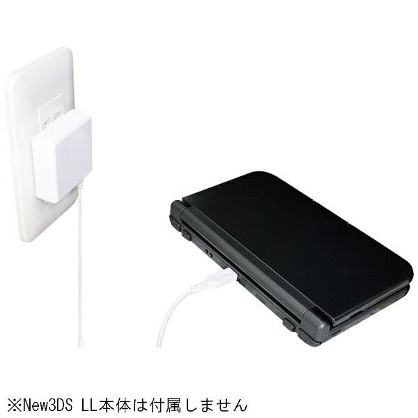 アローンALLONE【ビックカメラグループオリジナル】3DS用ACアダプタハイパワー充電150CMWH【New3DSLL/New3DS/3DSLL/3DS/DSiLL/DSi】