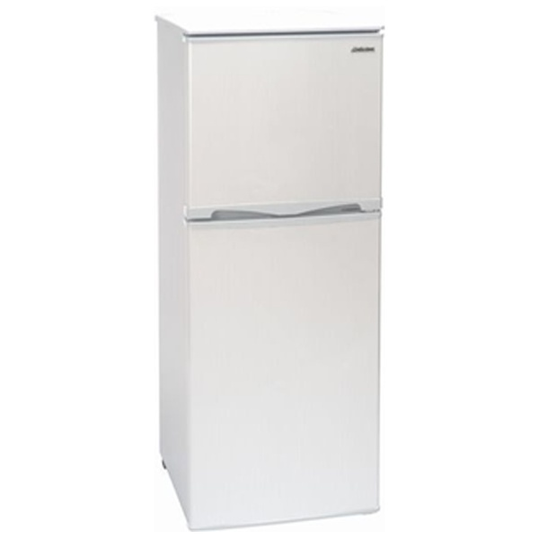 アビテラックスAbitelax冷蔵庫ホワイトストライプAR-143E-W[2ドア/右開きタイプ/138L][冷蔵庫一人暮らし小型新生活新品]