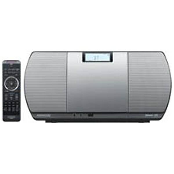 ケンウッドKENWOODミニコンポCR-D3-S[ワイドFM対応/Bluetooth対応][CDコンポCRD3S]