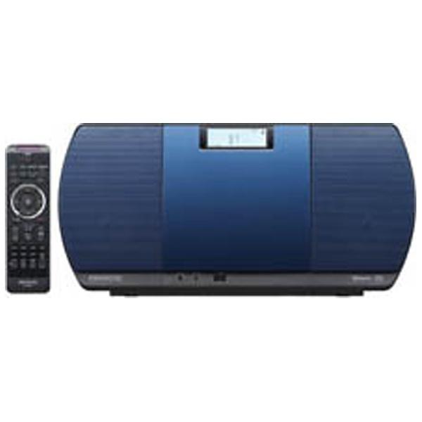 ケンウッドKENWOODミニコンポCR-D3-L[ワイドFM対応/Bluetooth対応][CDコンポCRD3L]