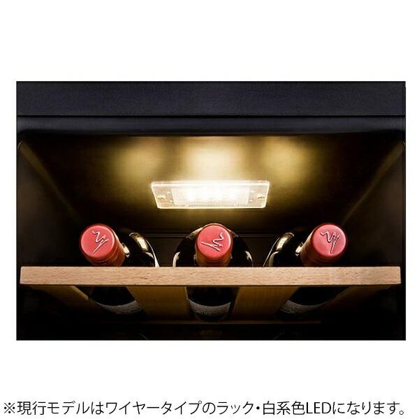 さくら製作所SAKURAWORKS《基本設置料金セット》SAB-50GワインセラーFURNIEL(ファニエル)SMARTCLASSピュアブラック[12本/右開き][SAB50GPB家庭用小型]