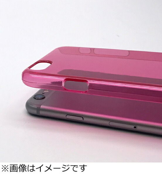 オズマOSMAiPhone6Plus用PCジャケットピンクcpc-ip06pp[CPCIP06PP]