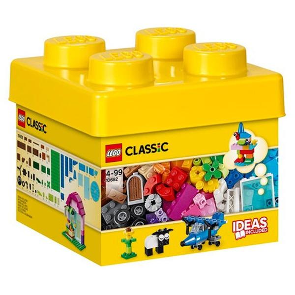 レゴジャパンLEGO10692クラシック黄色のアイデアボックス<ベーシック>