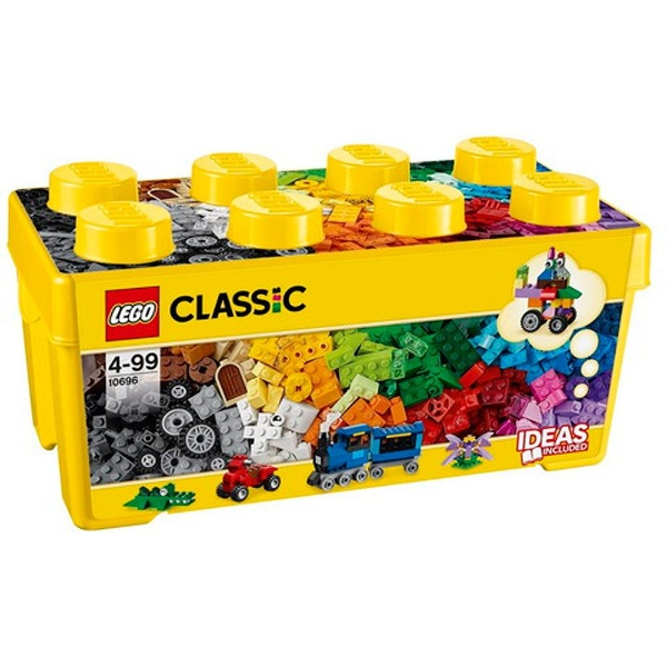 レゴジャパンLEGO10696クラシック黄色のアイデアボックス<プラス>