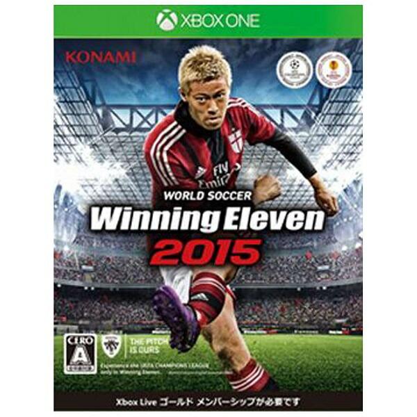 コナミデジタルエンタテイメントKonamiDigitalEntertainmentワールドサッカーウイニングイレブン2015【XboxOneゲームソフト】◆