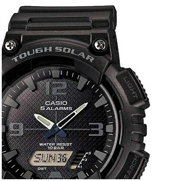 カシオCASIO[ソーラー時計]スタンダードウオッチAQ-S810W-1A2JF[AQS810W1A2JF]