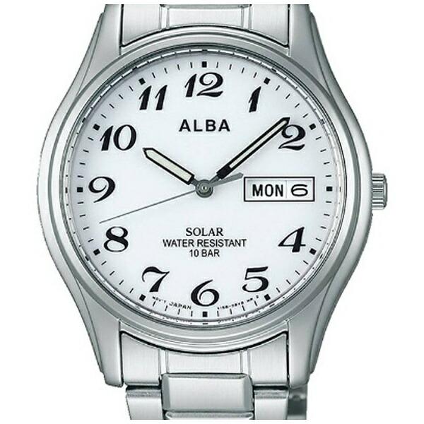 アルバALBA[ソーラー時計]アルバソーラーAEFD539