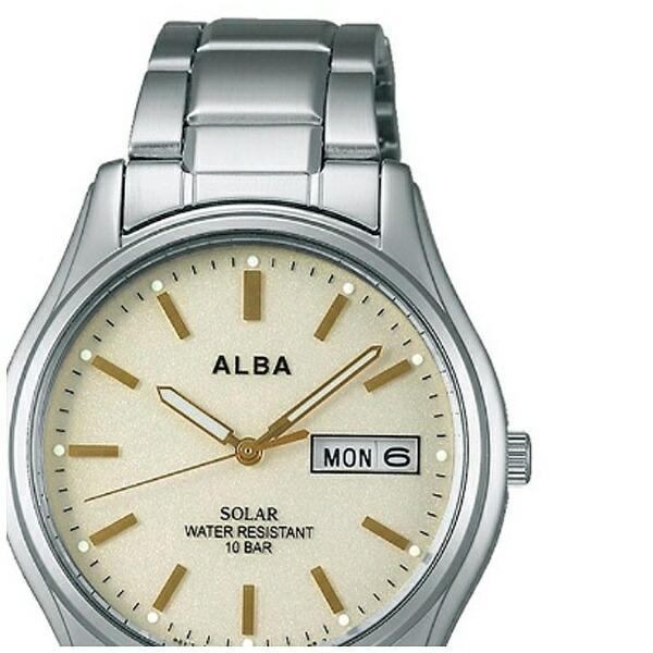 アルバALBA[ソーラー時計]アルバソーラーAEFD542