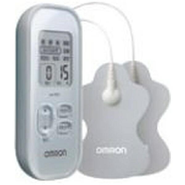 オムロンOMRON低周波治療器HV-F021-SLシルバー[HVF021SL]