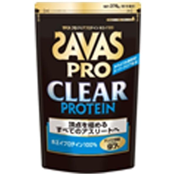 明治meijiSAVASPROクリアプロテイン18食[CJ1306]