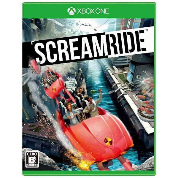 マイクロソフトMicrosoftScreamRide【XboxOneゲームソフト】