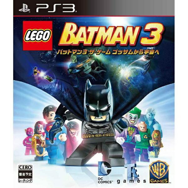 ワーナーブラザースジャパンWarnerBros.LEGO(R)バットマン3ザ・ゲームゴッサムから宇宙へ【PS3ゲームソフト】