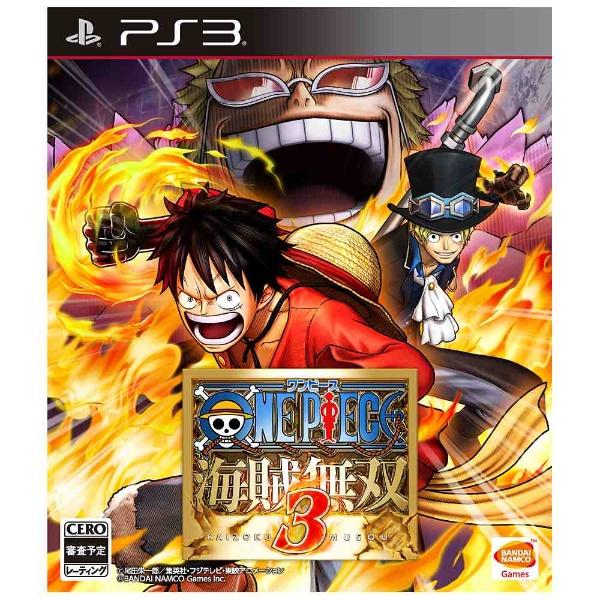 バンダイナムコエンターテインメントBANDAINAMCOEntertainmentワンピース海賊無双3【PS3ゲームソフト】