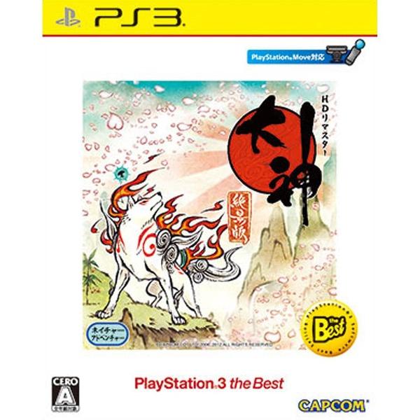 """カプコンCAPCOM大神絶景版PlayStation3theBest(サウンドトラックCD""""幸玉選曲集""""付)【PS3ゲームソフト】"""