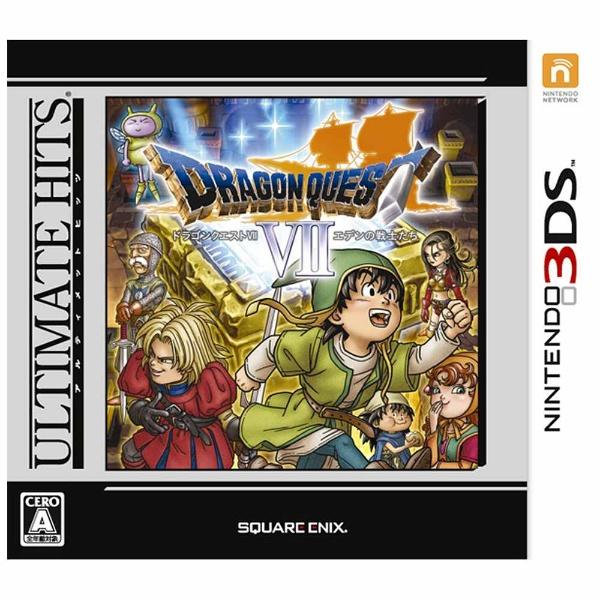 スクウェアエニックスSQUAREENIXULTIMATEHITSドラゴンクエストVIIエデンの戦士たち【3DSゲームソフト】
